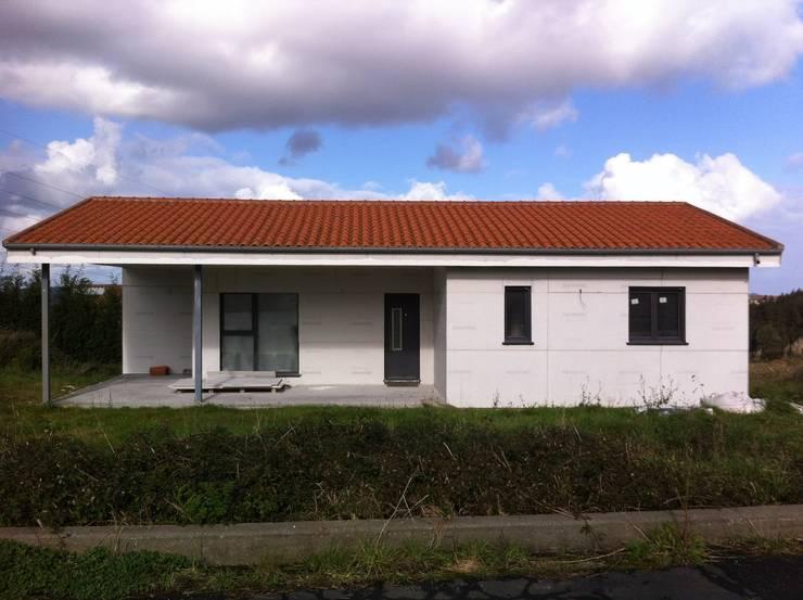 Дома в . Автор – GPVArquitectos