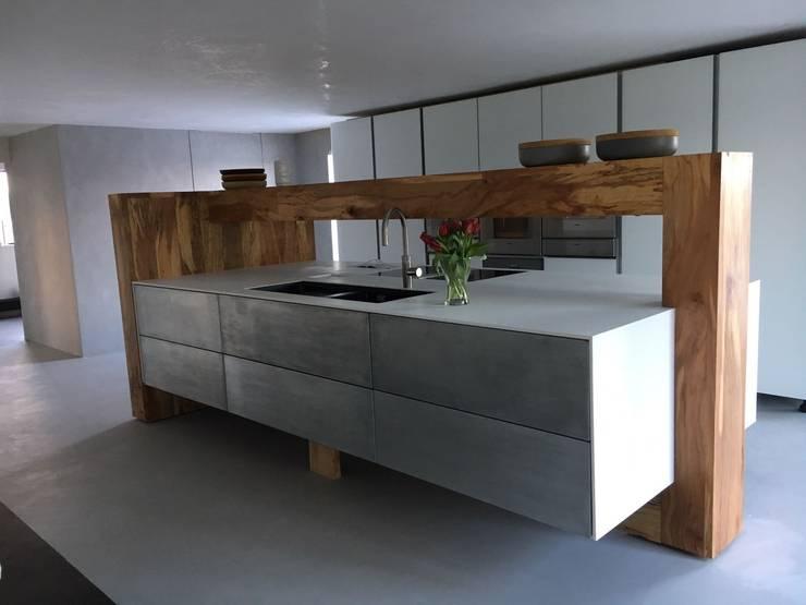Keuken Voor Weinig : De voordelen van een vrijstaande keuken