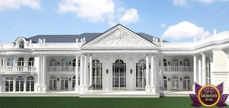 The best exteriors design of architect Katrina Antonovich:  Houses by Luxury Antonovich Design