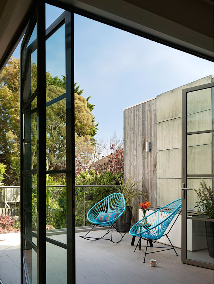 Noe Valley I:  Patios & Decks by Feldman Architecture