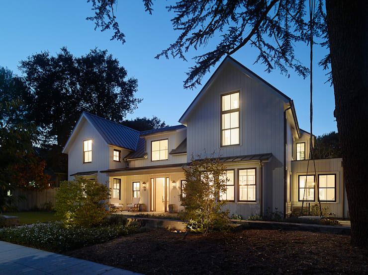 The Grange:  Houses by Feldman Architecture