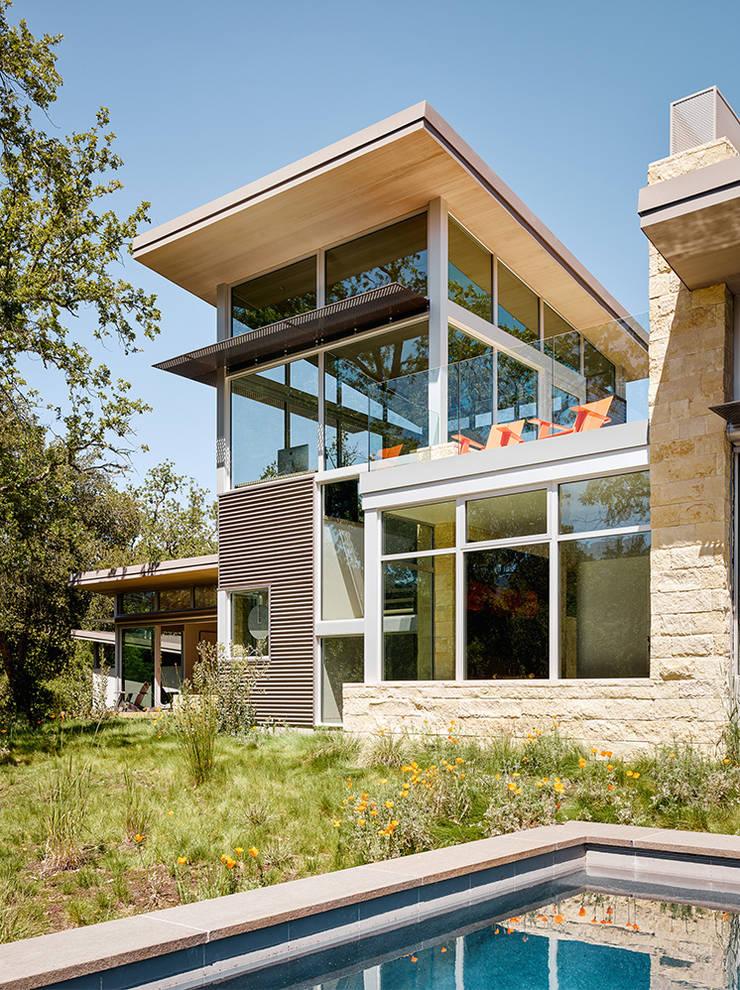 Ranch O|H: modern Houses by Feldman Architecture