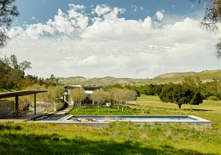 Spring Ranch:  Houses by Feldman Architecture
