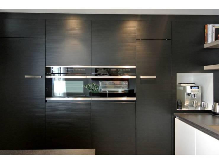 Keuken Eindhoven:  Keuken door Studio'OW Interieurontwerp, Modern