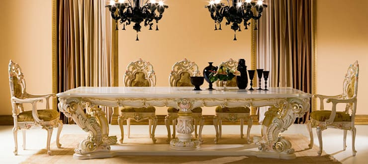 Interior: classic Dining room by  Perfect Interiors