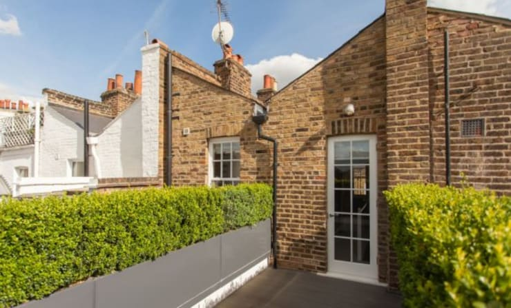 8-9 Kensington Pl, Kensington, London, UK Moderne Häuser von Diamond Constructions Ltd Modern