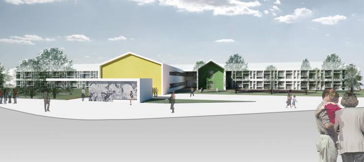 Escola de Velas, Açores:   por MECH Consultores,
