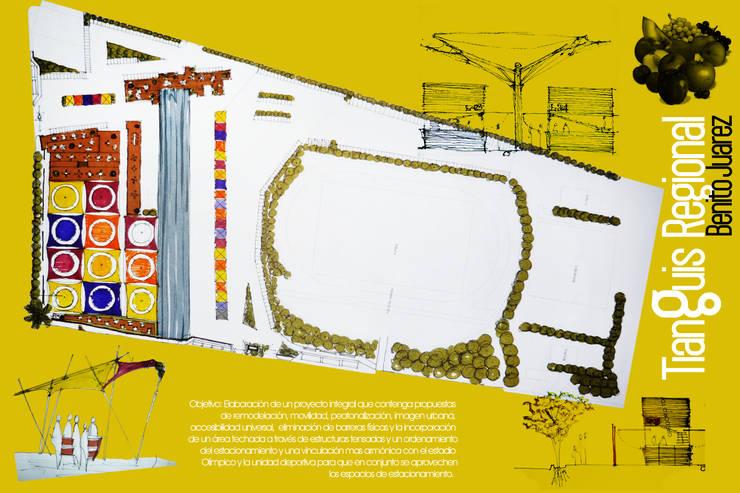 Conceptualización :  de estilo  por Lobato Arquitectura