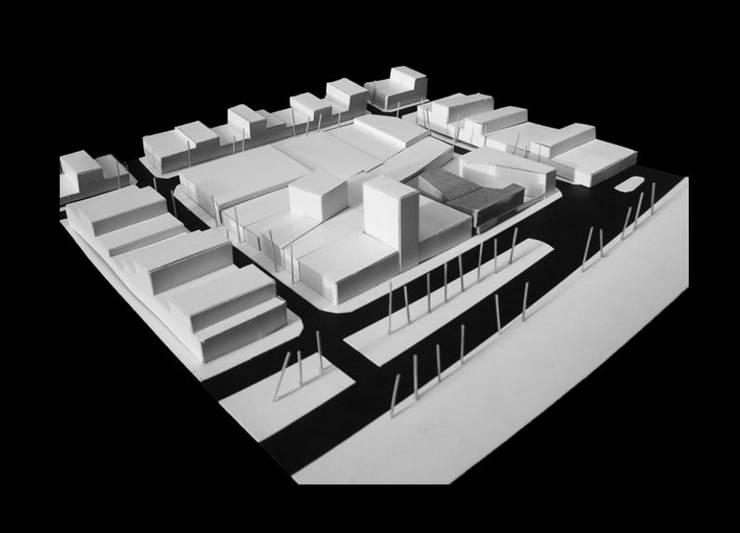 Teatro Barrial: Casas de estilo  por A.M.F ,