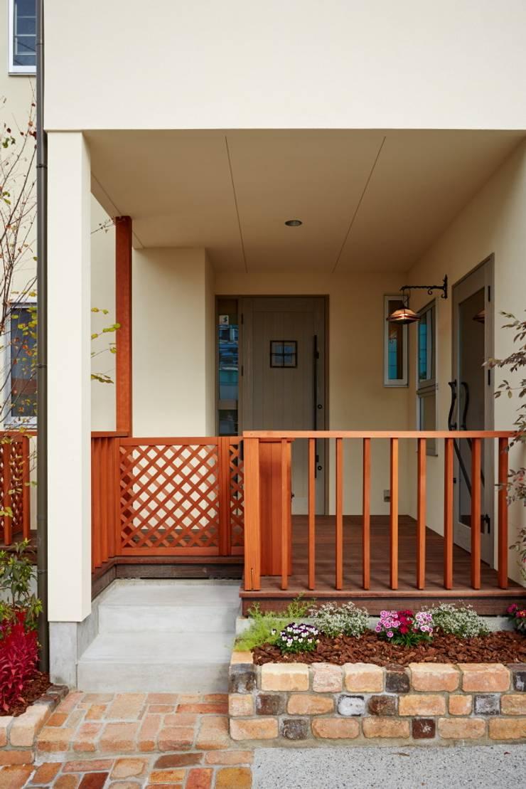 愛犬愛猫家住宅~ジョエルとその仲間たち~: stage Y's 一級建築士事務所が手掛けた家です。