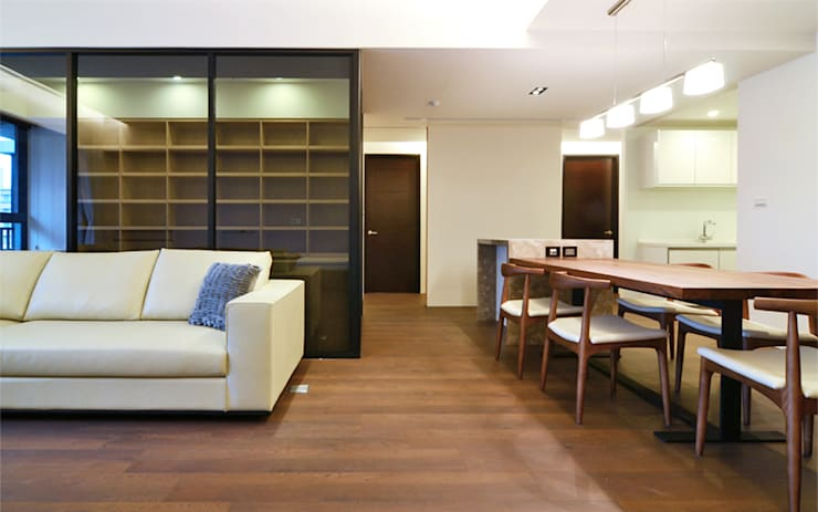 Wände von 直譯空間設計有限公司