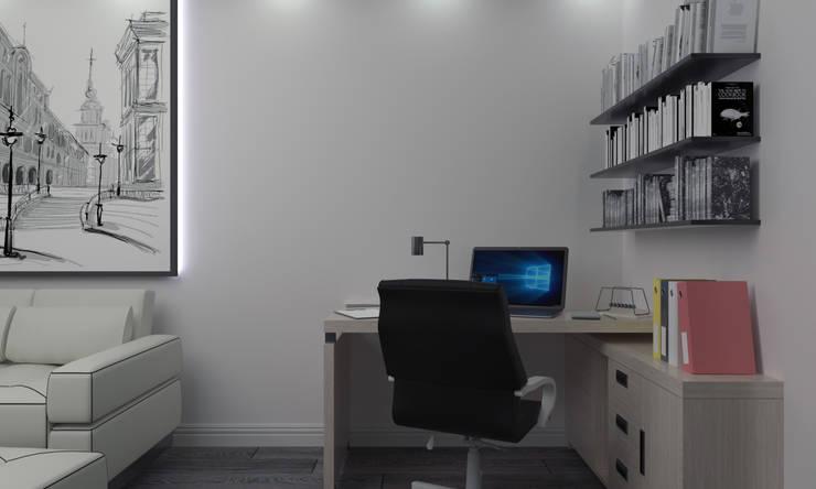 industrial Study/office by СИРИУS Архитектурное бюро
