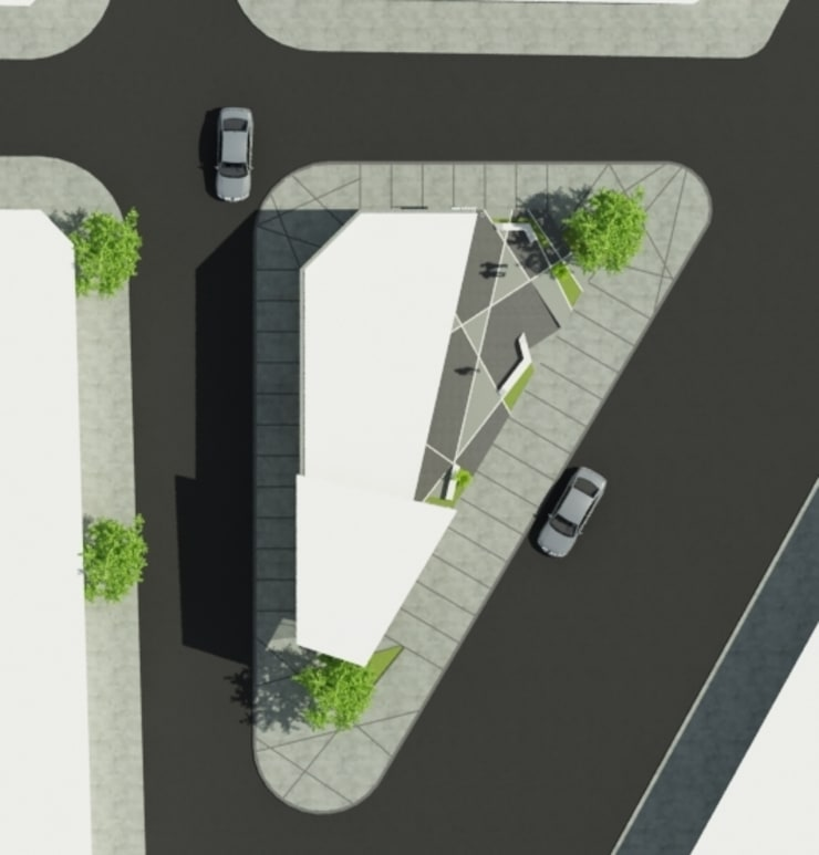 Locales Comerciales en salta: Casas de estilo  por MAJA arquitectura & construcción,Moderno Hormigón