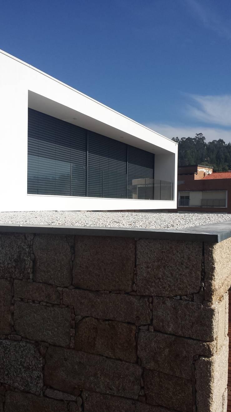 Volumes:   por NORTVIL - Arquitectura e Construção,