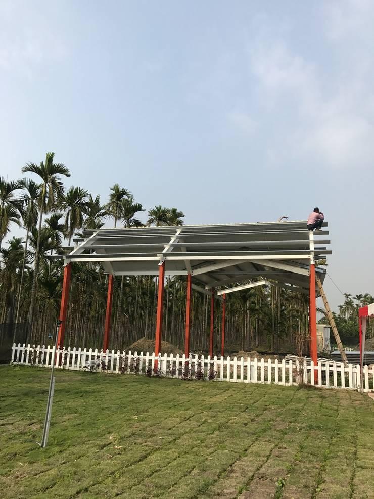 結構體:  房子 by 綠藝營造