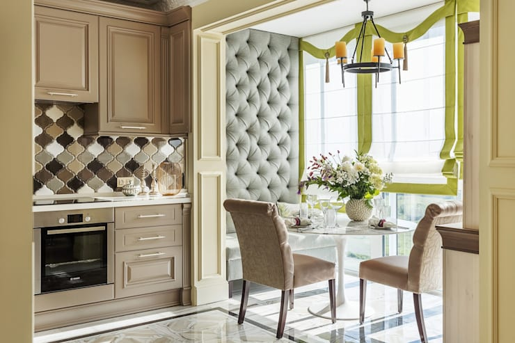 Classic style kitchen by Home Emotions Classic