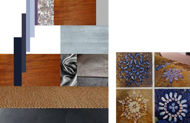 Materiaalvoorstel :   door Studio Ruimte
