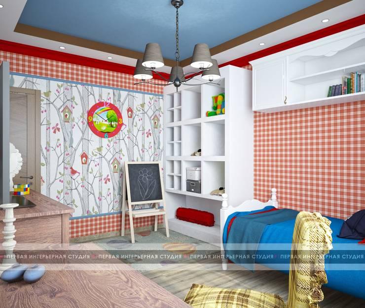 ЖК БАЛТИЙСКАЯ ЖЕМЧУЖИНА: Детские комнаты в . Автор – ПЕРВАЯ ИНТЕРЬЕРНАЯ СТУДИЯ