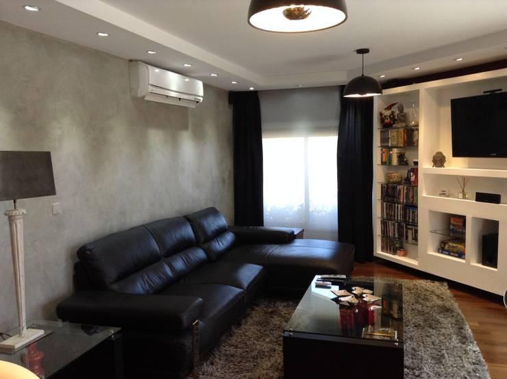 Sala de estar LOOP:  de estilo  por Welfare Design