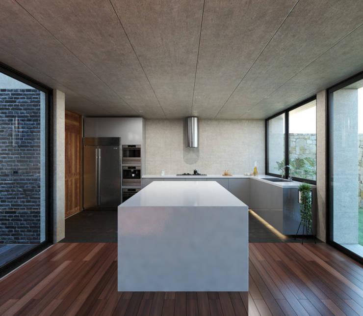 Cocina: Cocinas de estilo  por Studio de Arquitectura y Ciudad,