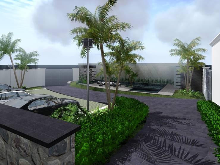 Proyecto Cristo : Casas de estilo  por HC Arquitecto