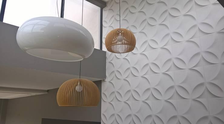 منازل تنفيذ Daniela Viana e Lilian Maravai Arquitetura