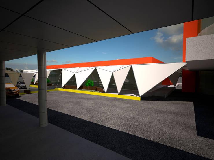 by BTA DISEÑO Y CONSTRUCCION Modern Plastic