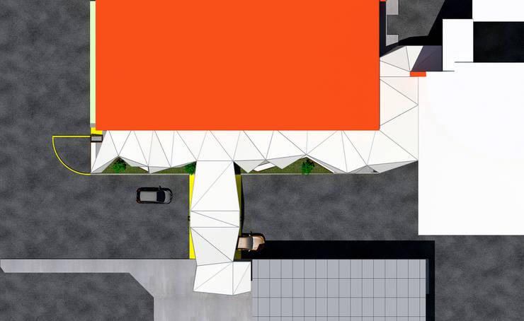 by BTA DISEÑO Y CONSTRUCCION Modern Metal