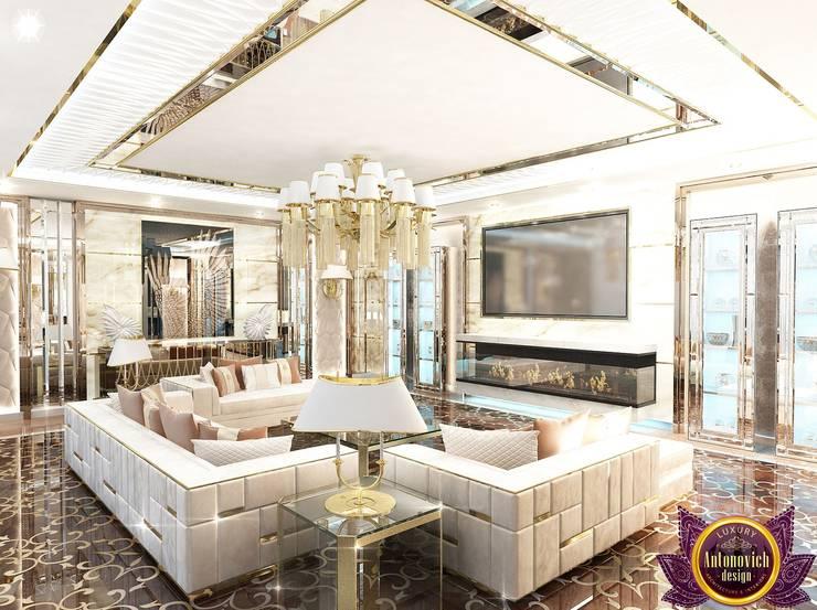 من Luxury Antonovich Design حداثي