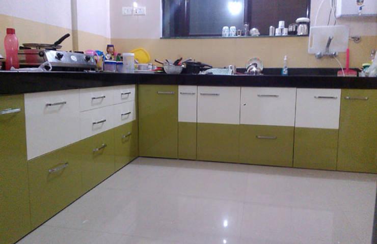 Kitchen Design:  Kitchen by 360 Home Interior,Classic