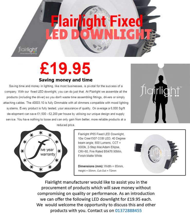 oleh Flairlight Designs Ltd, Minimalis