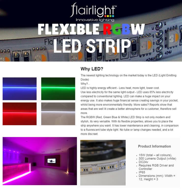 modern  oleh Flairlight Designs Ltd, Modern