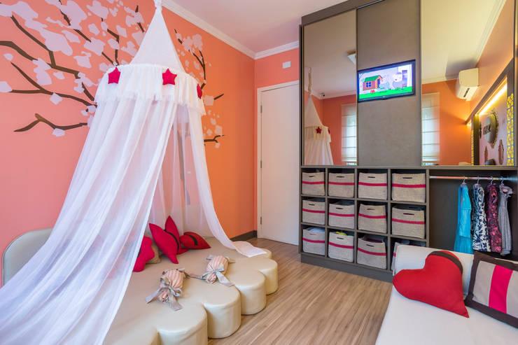 غرفة الاطفال تنفيذ Katalin Stammer Arquitetura e Design