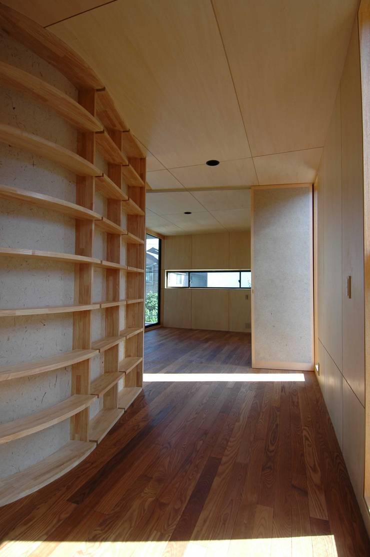 Multimedia-Raum von M+2 Architects & Associates,