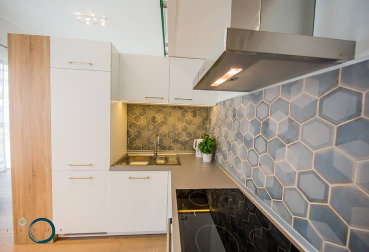 Moderne Küchen von LEMUR Architekci Modern