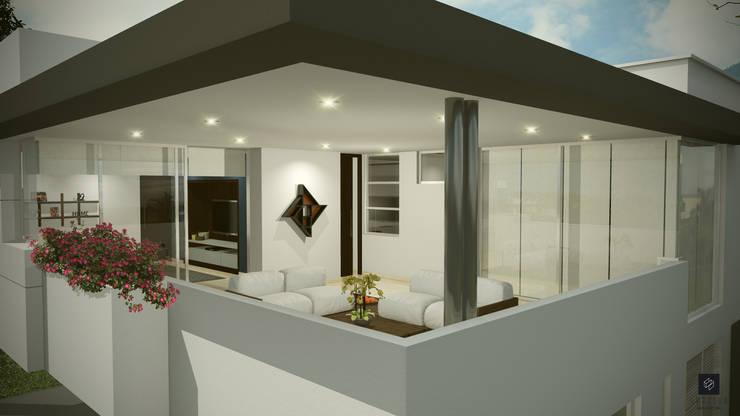 Casa HG de Spatium Arquitectura