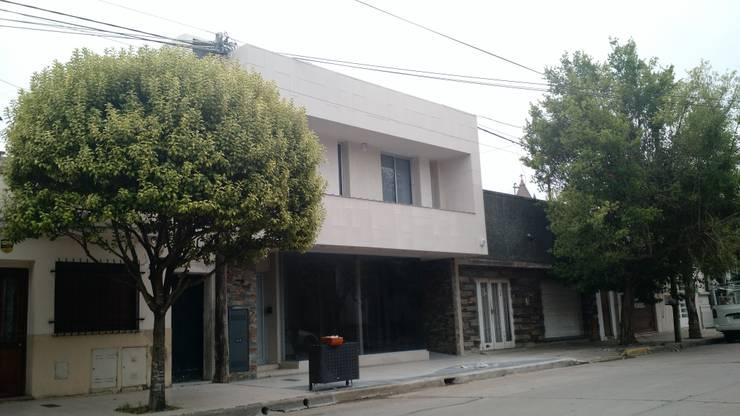 Proyecto casi terminado: Casas de estilo  por ARBOL Arquitectos