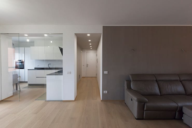 Livings de estilo moderno por Laura Galli Architetto