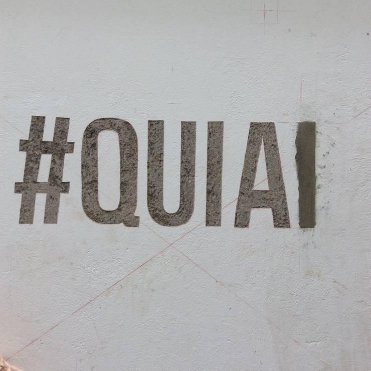 Q.U.I.A.I _ Escuela de Gastrónomía: Locales gastronómicos de estilo  por @tresarquitectos