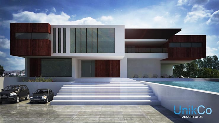 Casas  por Unikco Arquitectos