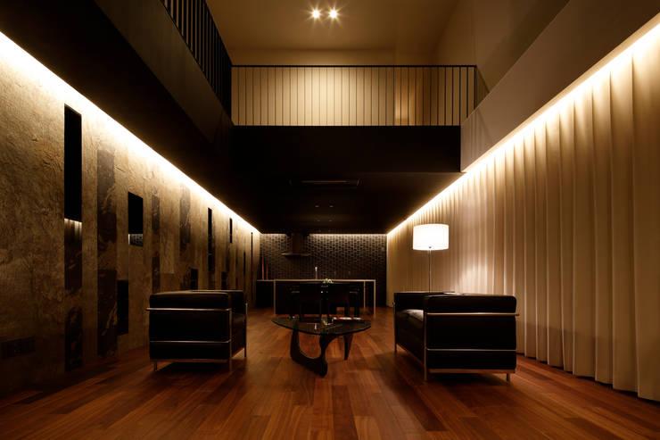 Ruang Keluarga by MooS/ムース