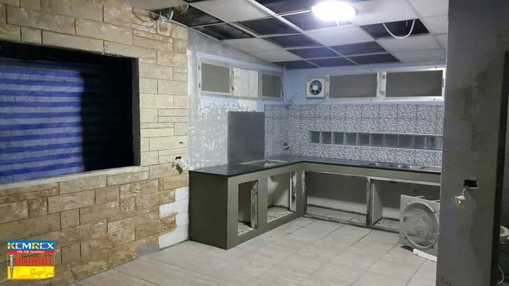 ฐานรากต่อเติมครัว ที่บ้านเนียมเทศ:   by บริษัทเข็มเหล็ก จำกัด