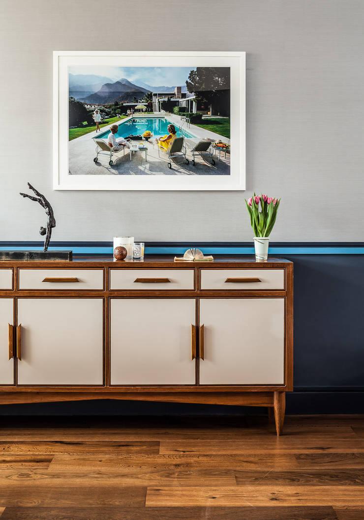 Cabinet:  Living room by Wood'n design