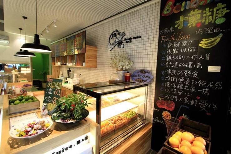 台東水菓糖民宿/甜點:  飯店 by 七輪空間設計