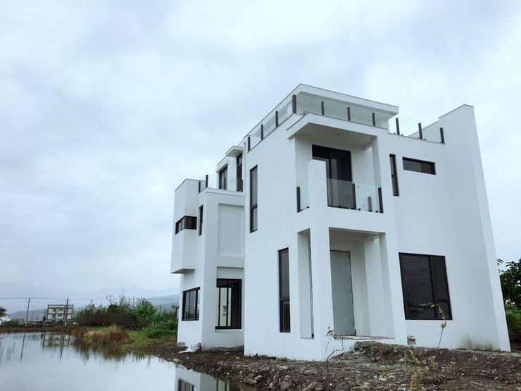 別墅施作中-記錄:  房子 by 光島室內設計