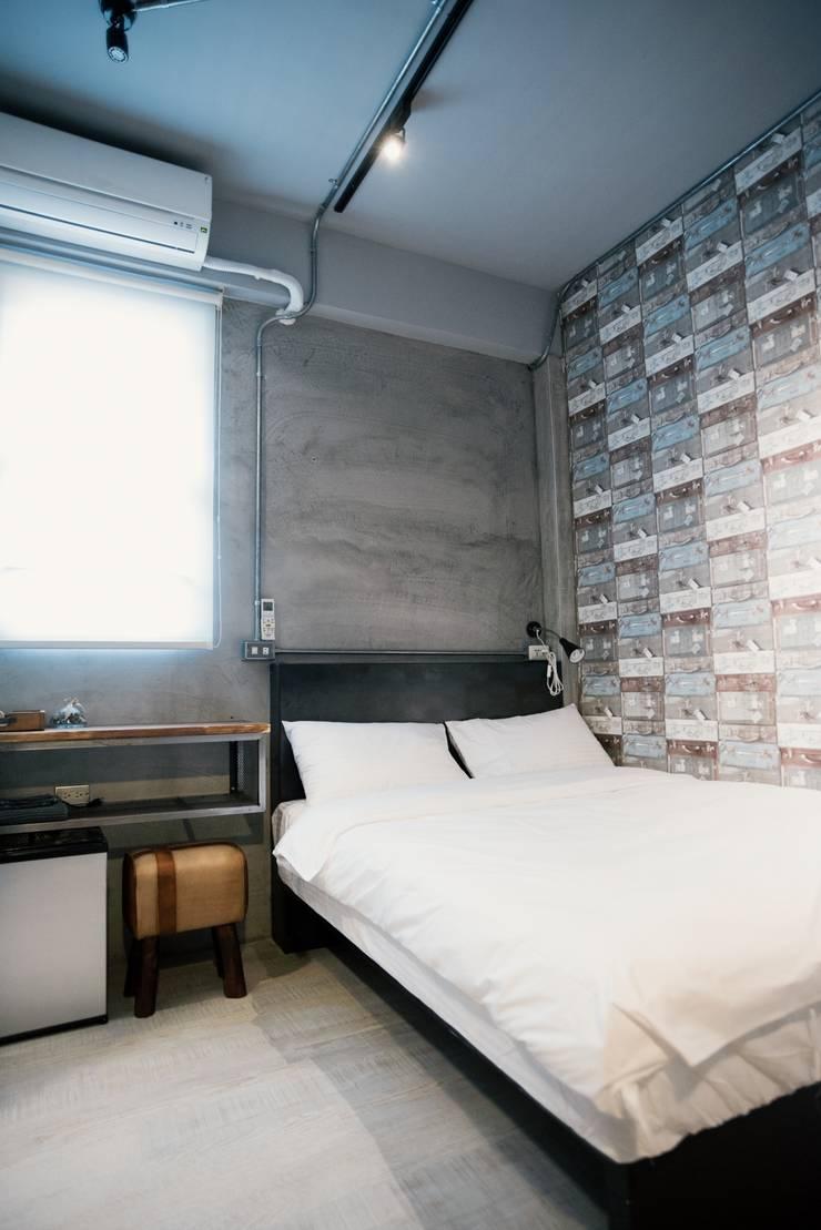 有窩客棧:  飯店 by 七輪空間設計