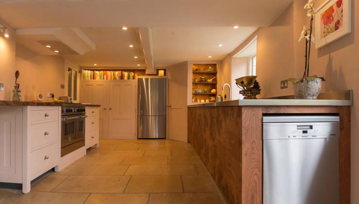 eclectic Kitchen by Auspicious Furniture