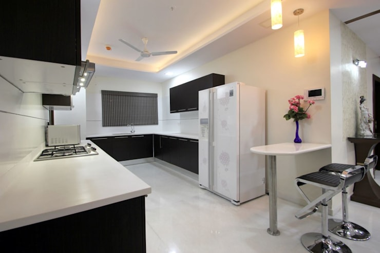 Interior Decoration:  Kitchen by The Inner Story