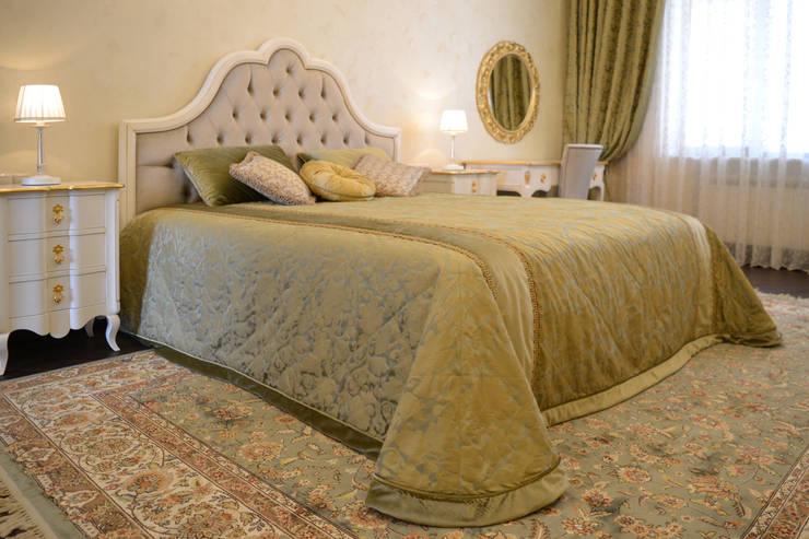 Дизайн интерьера частного дома: Спальни в . Автор – Дизайн бюро Оксаны Моссур