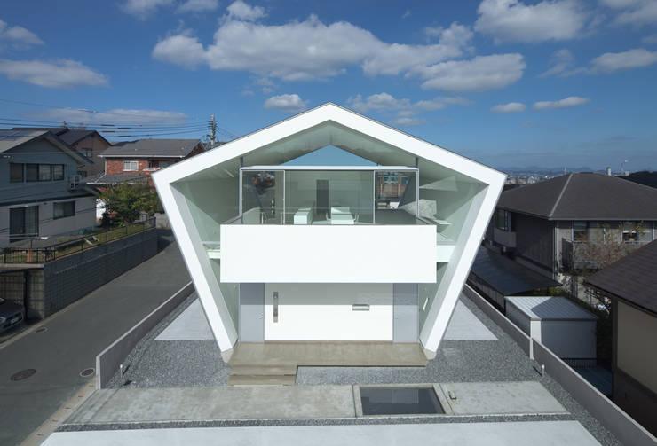 Häuser von 森裕建築設計事務所 / Mori Architect Office